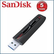 USB 3.0 Flash Drive Extreme SanDisk 32GB 64GB 128GB Fast Memory Stick 245MB/s