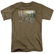 Wildlife Mule Deer T-shirts for Men Women or Kids