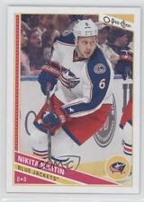 2013-14 O-Pee-Chee #274 Nikita Nikitin Columbus Blue Jackets Hockey Card