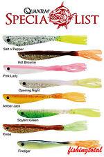 Quantum hairy Mary-todos los tamaños, todos los colores de goma pescado flecos-jig verticalmente
