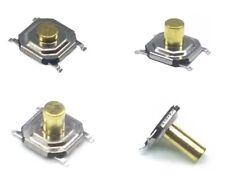 10 PULSANTI TATTILI 5.2X5.2mm circuito arduino micro mini switch button SMD cs