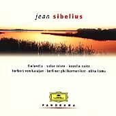 Panorama: Jean Sibelius von Karajan/Berlin/others NEW 2 CD SET! ONLY NEW COPY!!