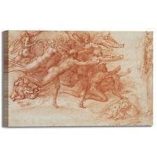 Michelangelo arcieri design quadro stampa tela dipinto telaio arredo casa