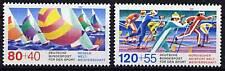 1310 - 1311 ** , BRD 1987, Für den Sport