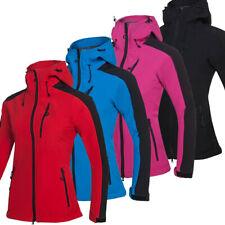 Damenmode Waterproof Breathable Hiking Camping Fleece Outdoor Jacken BJ1728DE