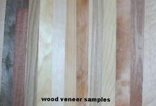 Real Wood Veneer Samples/Marquetry