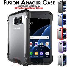 Samsung Galaxy S7 [Fusion Armour] Premium Slim Hybrid Protective Case Cover