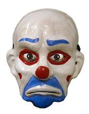 Batman Joker Clown Kids 1/2 Mask, The Dark Knight Costume Mask Style 1