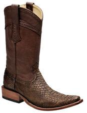 1B Python Cowboy Western Boots handmade Cuadra Boots