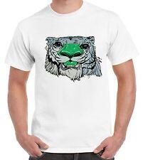 Graffiti Tiger Men's T-Shirt