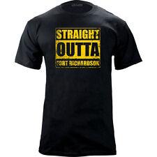 Original Straight Outta Fort Richardson T-Shirt