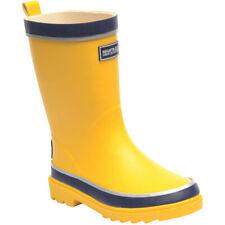 Regatta Boys & Girls Foxfire Welly Reflective Rubber Wellington Boots
