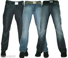 MENS CLASSIC Designer Jeans Rinse, lightwash faded, Rinsewash faded,