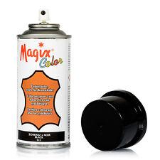 MAGIX 180 ml. Vernice Pelle Cuoio Spray Grison Tintura Coprente Leather Scarpe