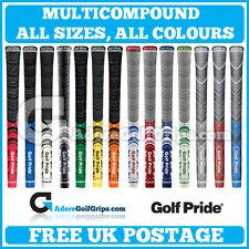 Golf Pride New Decade Multi Compound + Platinum + Plus 4 * Quantity Discounts *