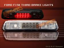 04-05-06-07-08 FORD F150 3RD THIRD BRAKE LED LIGHT CLEAR