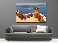 Quadro dipinti decocrazione con kit Visti sul la mare ref 3096404