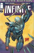 Infinite #3 (NM) Kirkman/ Liefield  (Delux Edition)