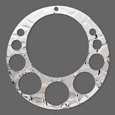 Wholesale Lot lg. Hoop Pendant Jewelry Earring Silver 2