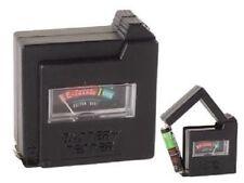 Testeur universel tous types de  piles -AAA-AA-9V-AG13-AG3-AG4-CR2032-CR2016