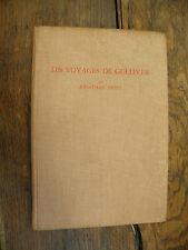 Les voyages de Gulliver / Jonathan Swift