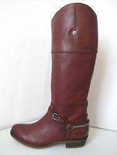Tamaris Reit Stiefel Weitschaft L  37 brandy muskat braun Boots brown Pollen