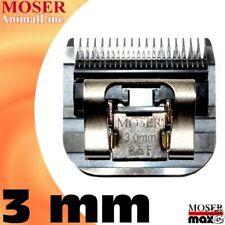 3 mm CABEZAL / SCHNEIDSATZ MOSER 1245/1221/1247/1248/1250 . Max 45, Max 50
