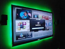 CABINET TV BAR  CAR AUTO LED STRIP LIGHT W/ REMOTE CONTROL FLEXIBLE USA SELLER