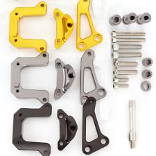Para Yamaha R1/R6/ FZ1/MT07/MT09 Dirección Sordina Estabilizadoras Soporte Kit