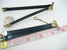 Extra Largo Metralla Bolso hace fuentes hágalo usted mismo Bolsas Bolso Metal Frame broche de beso
