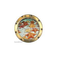 Stickers hublot trompe l'oeil Etoiles de mer réf: 8828 8828