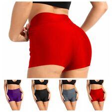 High Waist Sexy Women Skinny Running Sports Yoga Short Pants Shorts Hot Pants