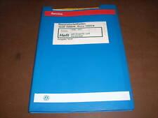 Werkstatthandbuch VW Golf IV 4AV Einspritzanlage
