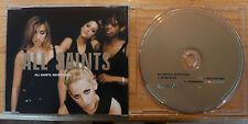 All Saints Never Ever - 1997 - CD Single / EP