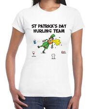 St. Patricks Day Hurling Team Irish Women's T-shirt - Ireland Irish Funny