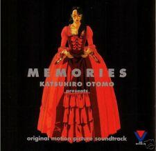 Memories - 1995 - Japan Original Movie Soundtrack- CD