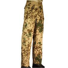 New German Army Desert Flecktarn Camo Cargo Trousers
