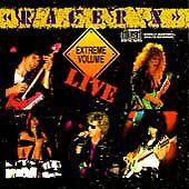Racer X : Live Extreme Vol 1 CD (1990)