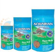 AQUARIAN ALGAE WAFER 28Gpouch , 85g pouch , 255g pouch