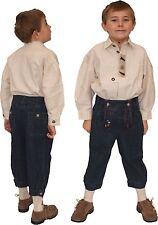 Jeanshose Kniebundhose Trachtenhose Kinder Trachten Jeans St. Peter Trachten