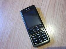 Nokia 6300 Schwarz  / ohne Simlock und mit Folie / Topp !
