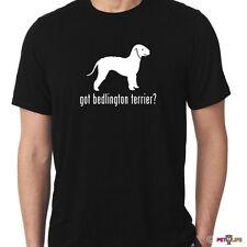 Got Bedlington Terrier Tee Shirt rothbury