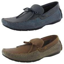Steve Madden Mens Alffa Slip On Driving Mocassin Loafer Shoe
