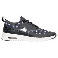 New Nike Women's Air Max Thea Print Shoes (599408-008) Black/Dark Grey/Anthracit