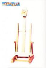 PITTURA - Cavalletto da tavolo in legno