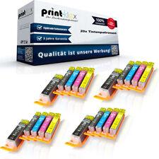 20 x Recambio Cartuchos de tinta para Canon PGI-570/CLI-571 XL Set Oficina