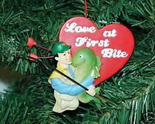 Fishing, Fisherman, Angler Christmas Ornament