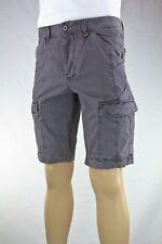 Label salamandra Italy chino-shorts Bermuda Pants pantalones antracita tamaños italiana