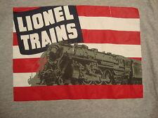 Lionel Trains Brand Logo Since 1900 Grey Graphic Print T Shirt 2XL