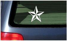 Mariner Star Car Vinyl Sticker Decal Punk Tattoo Sailor Window Ocean Nautical